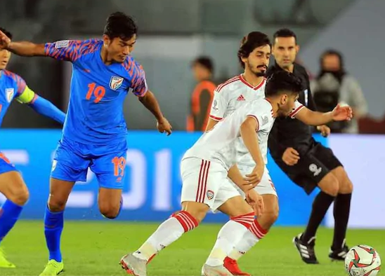 Asian Cup: India lost to UAE
