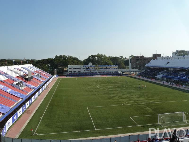 Bangalore Football Stadium to get new Artificial Turf in January 2020