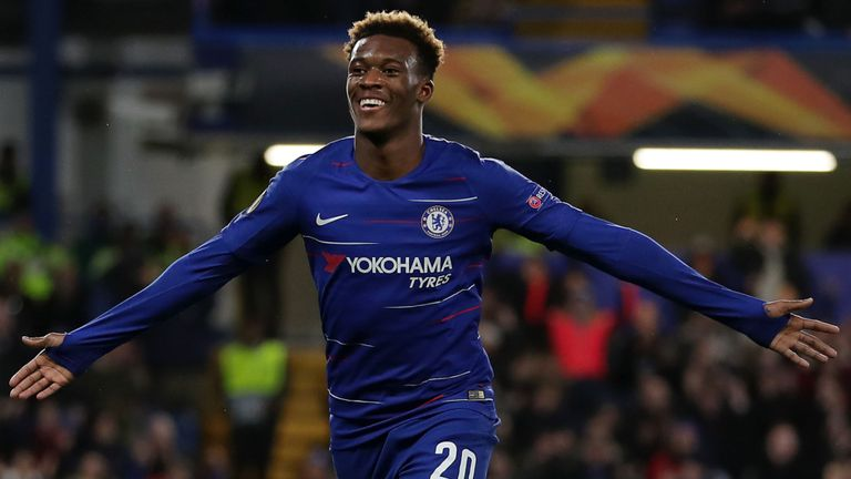 Bayern Munich have made a fresh £35m bid for Callum Hudson-Odoi