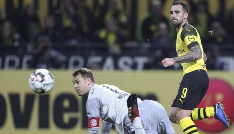 Borussia Dortmund have signed striker Paco Alcacer in a £22.7m