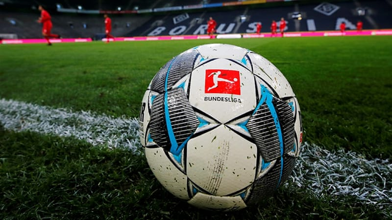 Bundesliga is back with no audience at the stadium