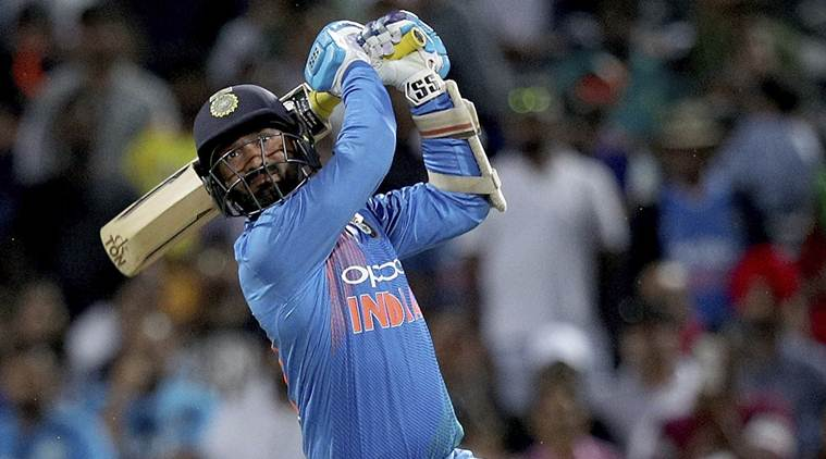 Dinesh Karthik for being overconfident and refusing final over single cost India T20 series