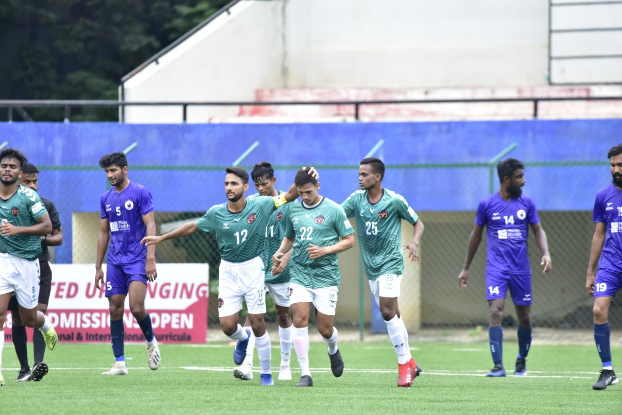 HERO-I-League Qual.: Kenkre FC stage comeback to win 2-1 against Kerala United FC
