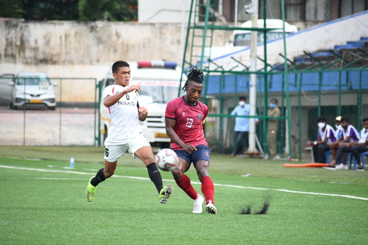 HERO-I-League Qual.: Rajasthan United's clash with Bengaluru United ends in stalemate