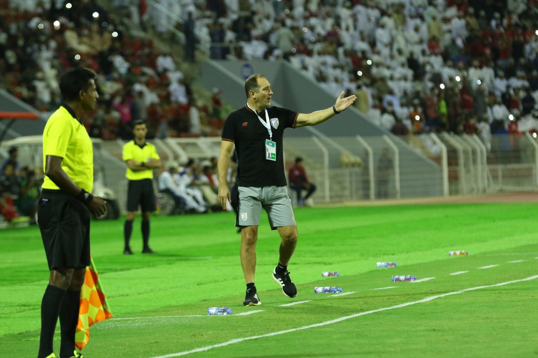 Igor Stimac view on present Indian football team