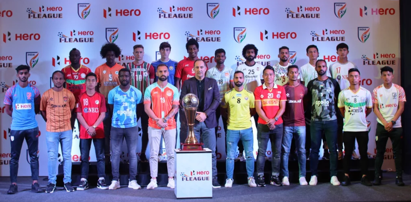 I- League is back with some action