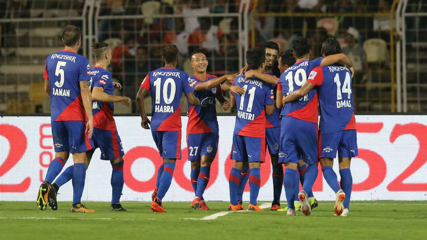 ISL Bengaluru FC emerge winners against FC Goa