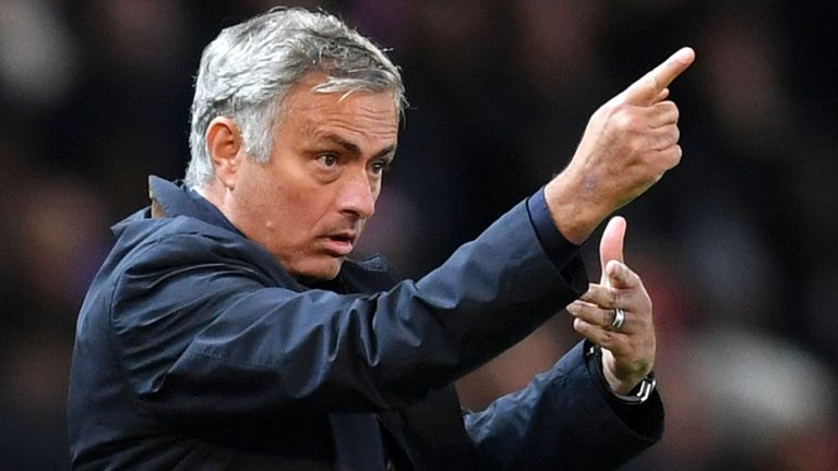 Jose Mourinho open to managing in France