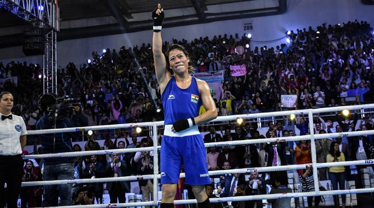 Mary Kom wins 6th World Boxing Championship title