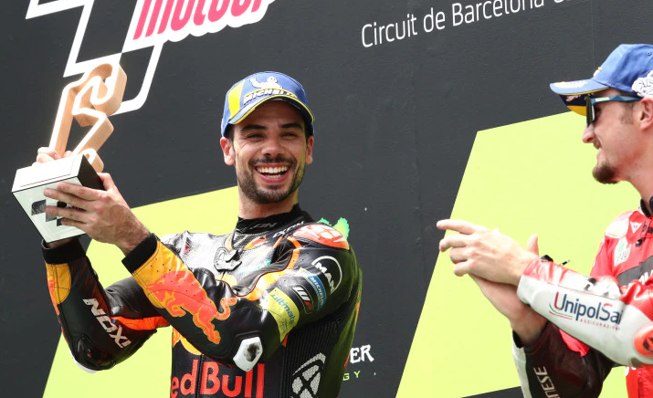 Miguel Oliveira and KTM win Catalan GP