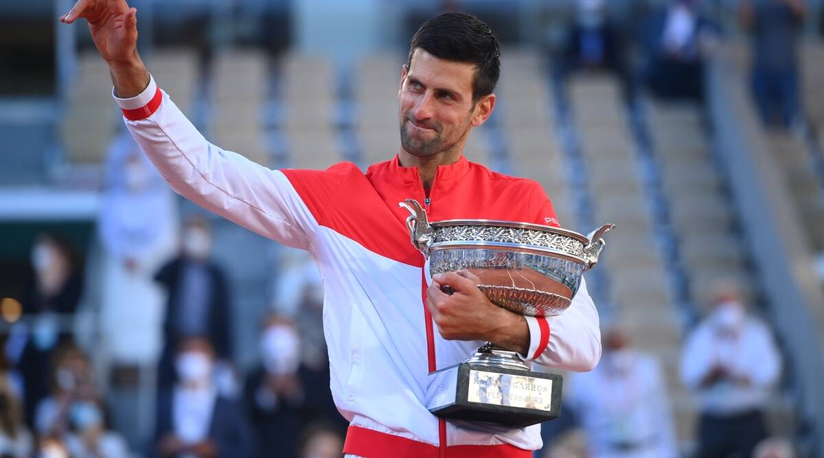 Novak Djokovic wins French Open after dropping first two sets